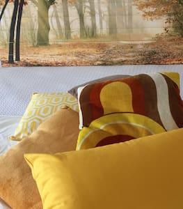 NEW! Cozy& near Centre! Bassano Garden Residence - Bassano del Grappa - Daire