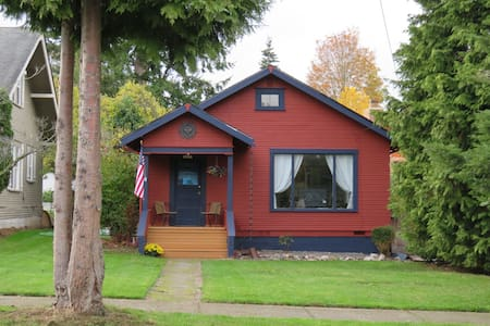 Bellingham Bungalow--entire 800sf home - Bellingham