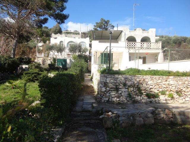 Casa Salento - Villa sul mare, Marina di Marittima