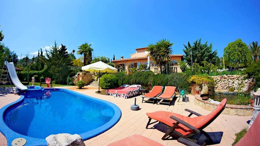 Luxury villa on large private plot - Benissa - Βίλα