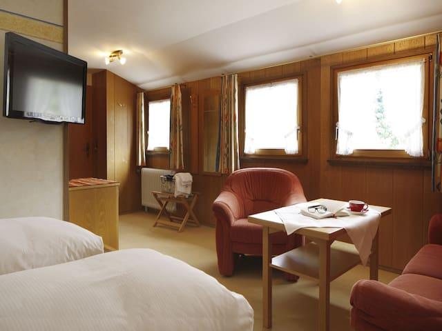 derWaldfrieden naturparkhotel, (Todtnau), Doppelzimmer Komfort