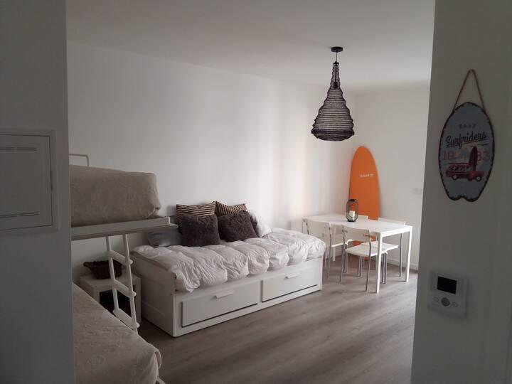 Apartamento Inteiro; Capacidade 4 Pessoas