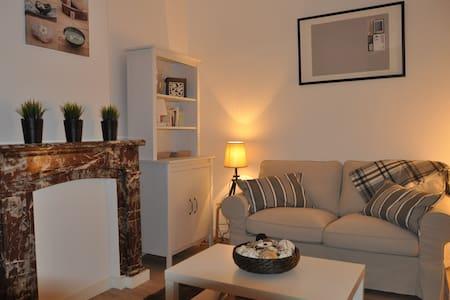 Bel appartement duplex cosi tout équipé - Liège - アパート