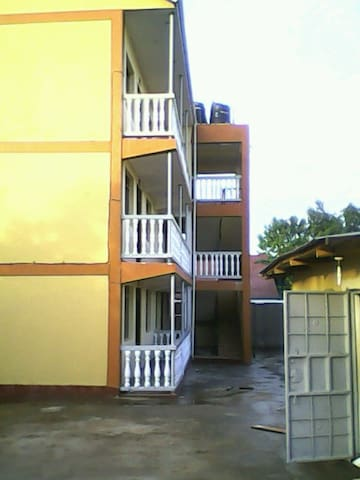 Room for rent, 300,000UGX MONTHLY - Jinja - Apartment