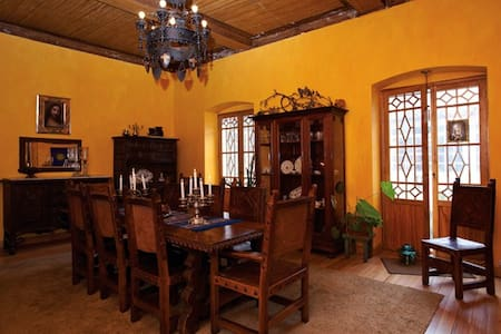 Comfy restored room in Old Quito - Quito Canton - Bed & Breakfast