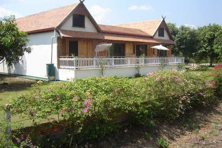 Villa in Heart of North Thailand