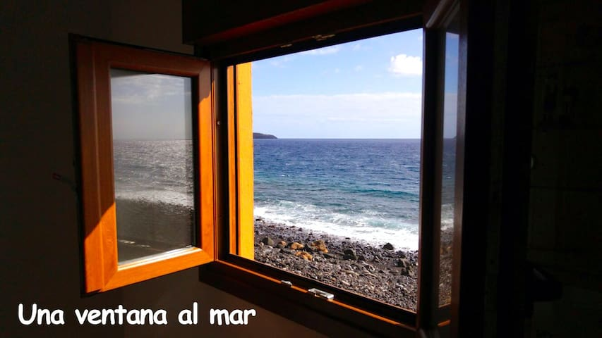 House for 5 persons Together sea! - Santa Cruz de la Palma - House