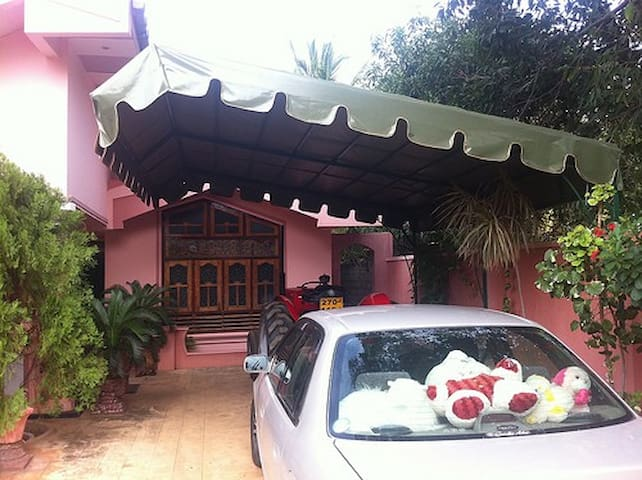 3 Bedroom Spacious House Kalpitiya - Kalpitiya - Maison