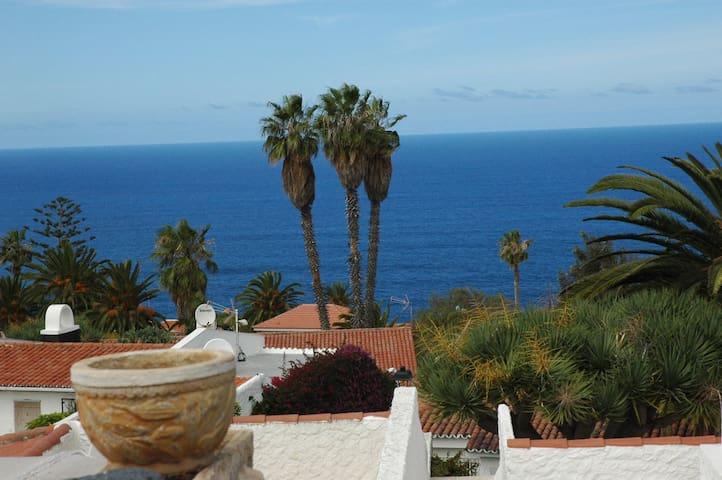Romantica - Garten am Meer - Los Realejos - House