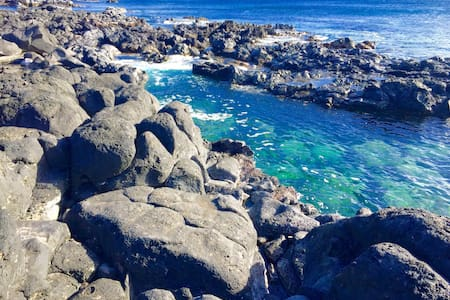 HAWAII'S SECRET EXOTIC SERENE ISLAND!BREATHTAKING! - Maunaloa