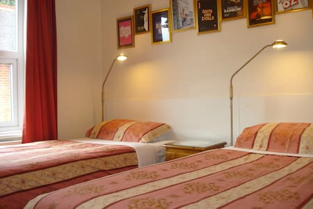 Masslink Guest House Twin Bedded Room - Otros