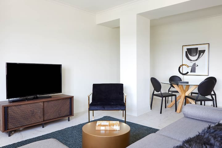 Sonder | Jung Residences | Cozy 1BR + Rooftop