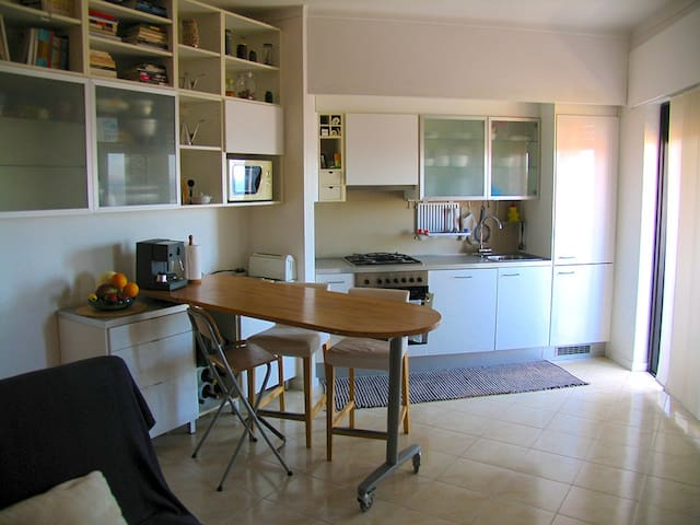 Cozy apartment - 100m from the sea. - Costa da Caparica - Apartment