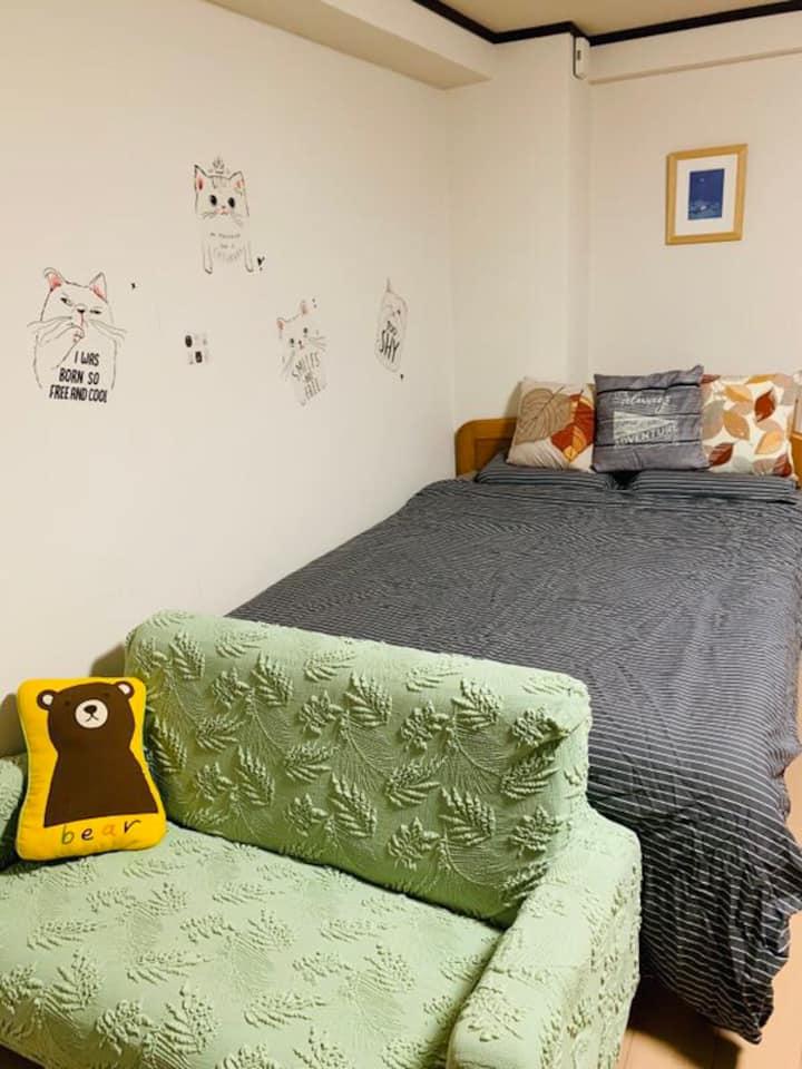 上野浅草温馨小屋