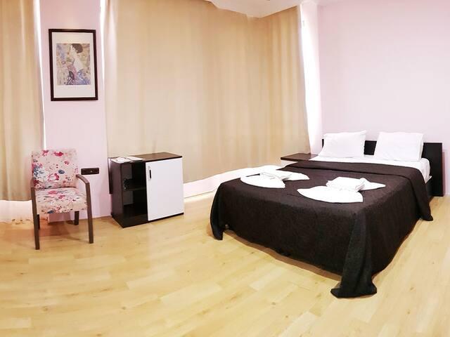 Deluxe Room 4 Person - Kolibry Hotel