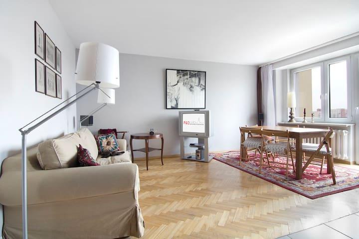 2 bedroom flat SŁUŻEW - Warsaw - Apartment