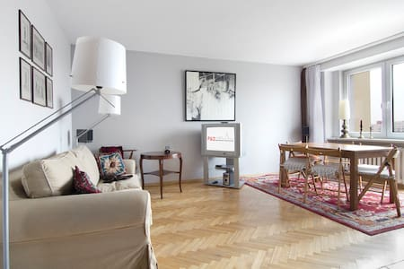 2 bedroom flat SŁUŻEW - Varsó