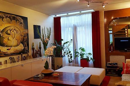 Room steps from Leidse Square 2 - Amsterdam - Apartment