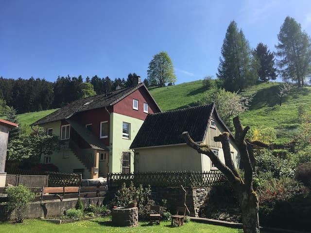 HerzHarz Ferienhaus Lerbach,  genießen in  Harz.