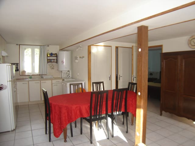 Welcome to Gites du Champ Fleuri - Précigné - Appartement