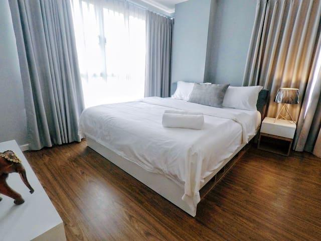 Vicky's warm room @Dcondo nim ChiangMai