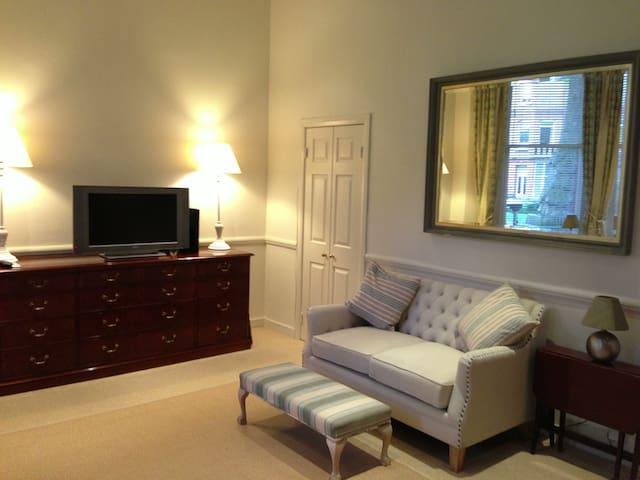 Luxury Garden Studio Knightsbridge