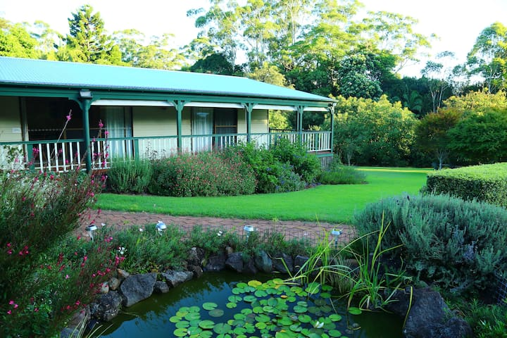 Idyllic Getaway in the Mountains - Tamborine Mountain - Pis