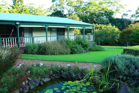 Idyllic Getaway in the Mountains - Tamborine Mountain