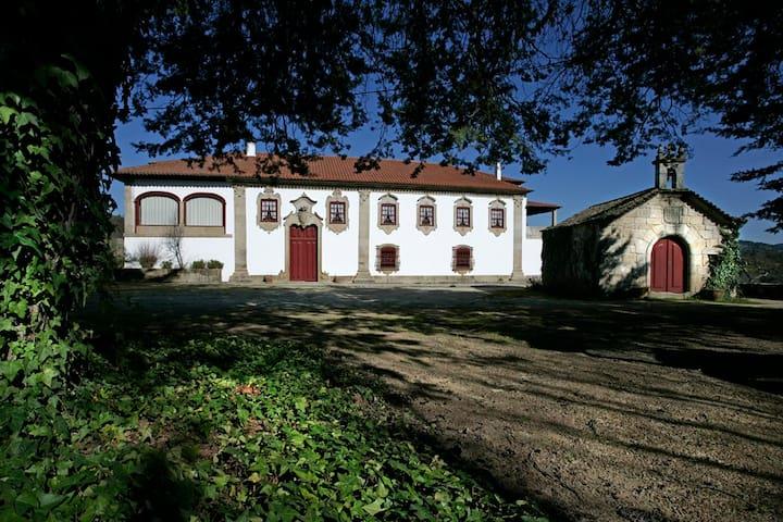 "Wine House/ Farm ""Quinta de Darei"""