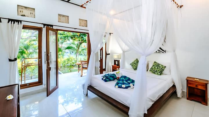 GREAT VALUE! Comfy Room in Nusa Lembongan