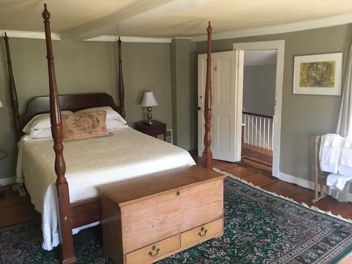 2 room suite with deck