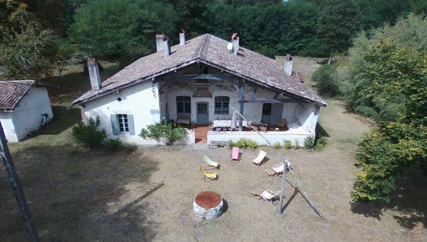 Grande maison Landaise