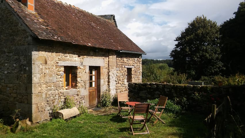 The small holiday cottage