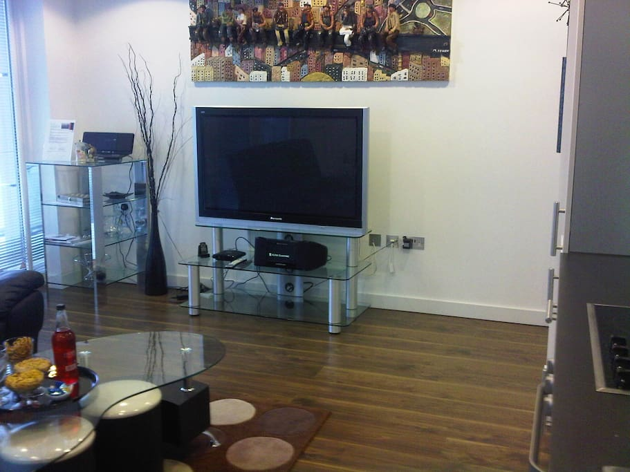 Luxury Apartment MEDIACITYUK