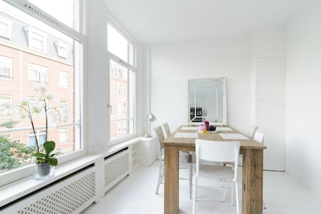 Light & spacious apartment de Pijp - Amsterdam