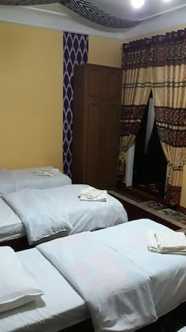 Family hostel khiva
