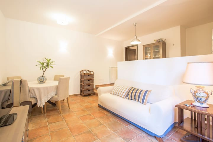 Cosy house with garden in Mondello  - パレルモ - 別荘