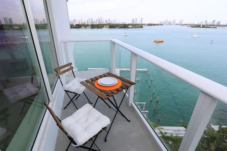 INCREDIBLY BEAUTIFUL apt in South Beach! - Miami Beach