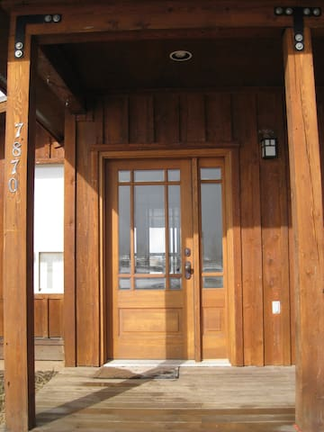 Comfy Victor Room-Grand Teton View - Victor - House
