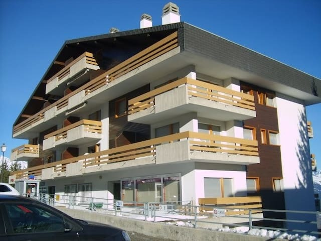 Apartment ideally for ski/hiking - Riddes - Leilighet