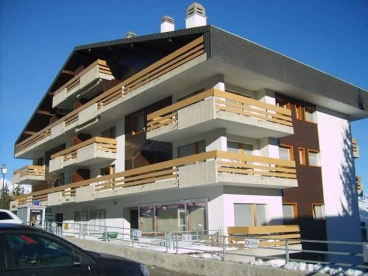 Apartment ideally for ski/hiking