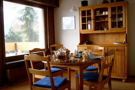 Apartment ideally for ski/hiking - Apartment