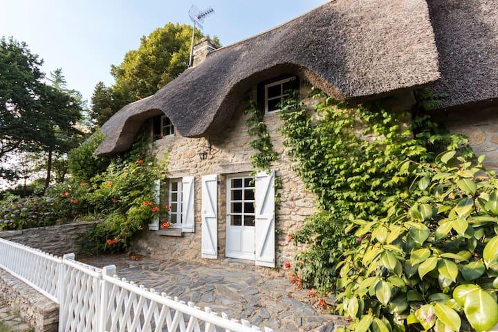 Chaumière de charme - Saint-Lyphard - Dům