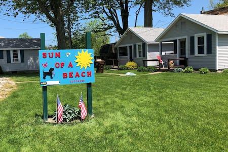 Sun of a Beach Cottages Unit 3