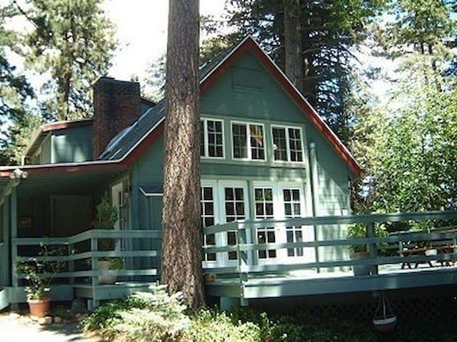 Charming Mountain Cabin Near Santa's Village