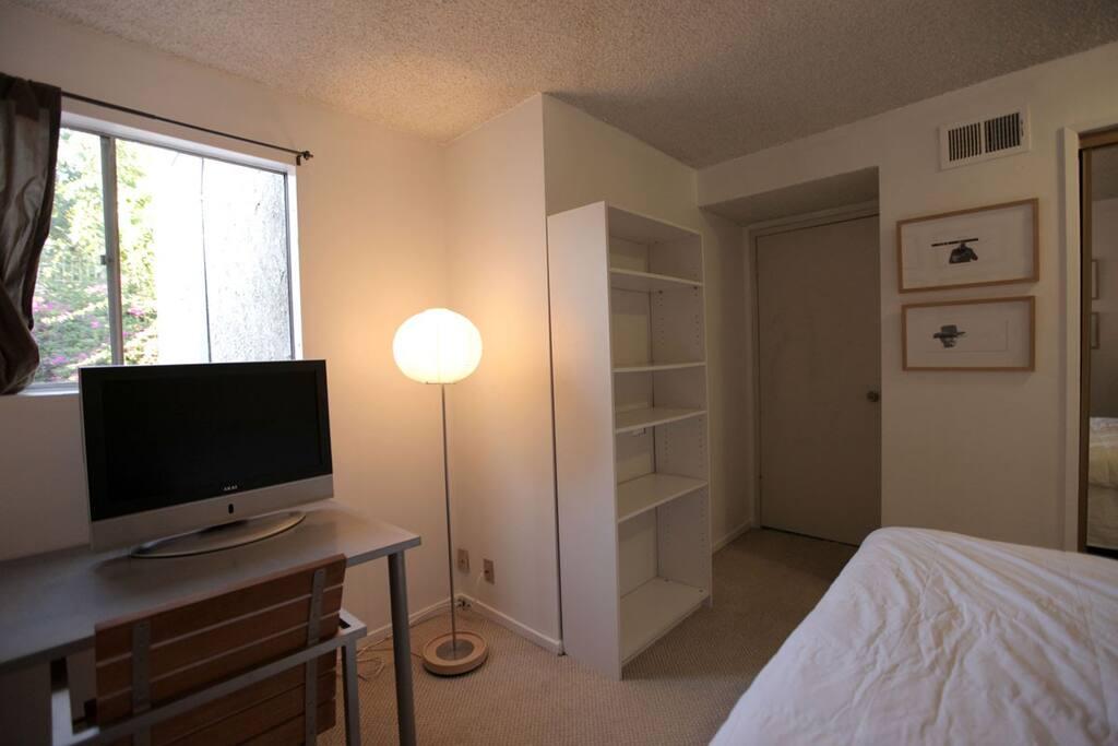 Downtown Deluxe Room 2 view of door