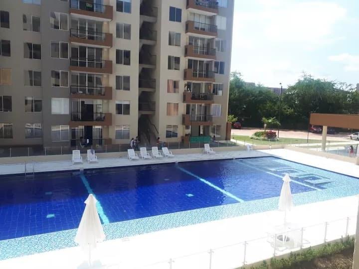 Acogedor apartamento, cómodo y económico