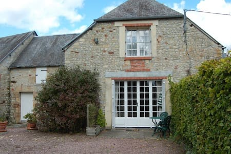 Authentic Cottage in Normandy - Castilly - Hus