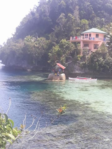 D' Twilight Beach Resort, Dinagat Island