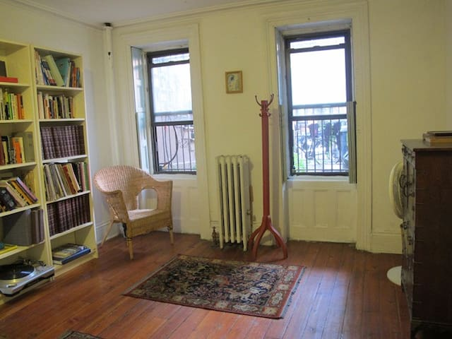 Cozy 1.5BD in Parkslope Brooklyn